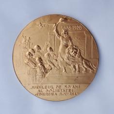 Medalie 1928 - Tinerimea Romana - Jubiliara - per. regalista - M2
