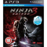 Ninja Gaiden 3 Move PS3