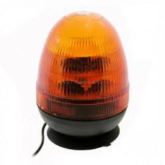 Girofar LED galben prindere magnetica 48W