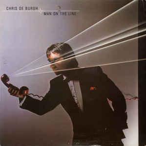 VINIL Chris de Burgh – Man On The Line (VG+) foto