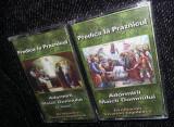 Lot 2 Casete audio Originale Bisericesti PREDICA LA PRAZNICUL,T,GRATUIT