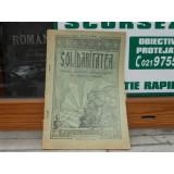 REVISTA SOLIDARITATEA , NR. 10-12 , ANUL VII , OCTOMBRIE-DECEMBRIE , 1930, 2011