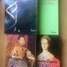 Colierul reginei/Cele doua diane-Al.Dumas