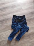 Pantaloni gravide, Bleu, 36, H&M