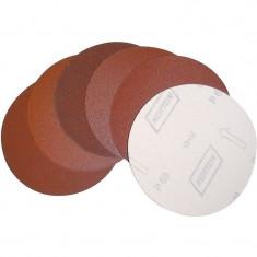 Set discuri abrazive Velcro pentru lemn Guede GUDE22141 K 80 3 bucati