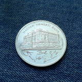#107 200 Forint 1992 Ungaria argint / Banca Nationala a Ungariei, Europa
