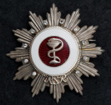 Ordinul Meritul Sanitar RSR clasa a II a