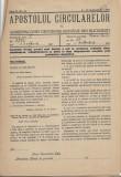 Apostolul circularelor nr 34, 1937 Arhiepiscopia Ortodoxa Romana