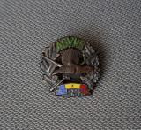 Insigna rara Vanatoare - AGVPS - Cocosul de munte - A.G.V.P.S.