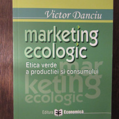 Marketing ecologic  - Victor Danciu