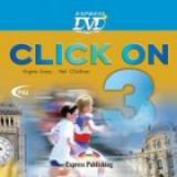 Click On 3. DVD. Curs de limba engleza - Virginia Evans