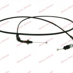 Cablu acceleratie scuter 4T 205cm (prindere surub)