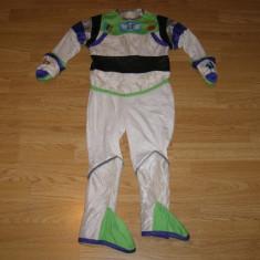 Costum carnaval serbare aviator astronaut toy story pentru copii de 4-5 ani, Din imagine