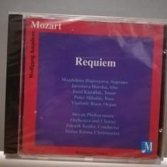 Mozart - Requiem (1989/HNH/RFG) - CD ORIGINAL/Nou-Sigilat