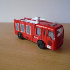 Macheta masina de pompieri
