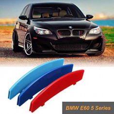 Emblema ornament plastic grila BMW M Power E60 E61 seria 5 2004-2010