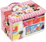 Cumpara ieftin Cutie pentru depozitare jucarii transformabila Minnie Mouse