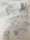 Desen si Pictat ( grafic, fizic - pe hartie sau panza)