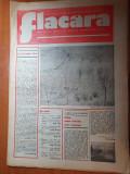 Flacara 3 februarie 1977-art. foto jud. botosani,flamanzi,pomarla,maria ciobanu
