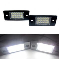 Lampa led numar vw Golf 5 Combi