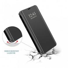 Samsung Galaxy S9 PLUS - Husa Book Cover Clear View Black
