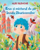 Erus si misterul de pe Insula Zburicornilor/Alec Blenche, Unicorn