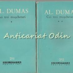Cei Trei Muschetari I, II - Al. Dumas