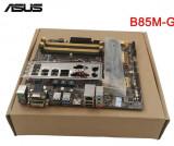 Kit i3+ Asus- B85+cooler nou-Socket 1150, Pentru INTEL, LGA 1150, DDR3