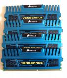 Memorie-Corsair Vengeance Blue-16GB (4x4GB) DDR3 1600MHz