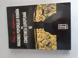 Dan A. Lazarescu - Imaginea poporului roman in constiinta europeana - Volumul 3
