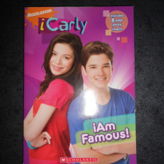 I CARLY BOOK. I AM FAMOUS! (2009, limba engleza)