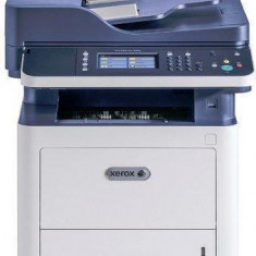 Multifunctional Xerox WorkCentre 3335DNI, laser alb-negru, Fax, A4, 33 ppm, Duplex, ADF, Retea, Wireless
