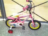 """FireChief by Apollo - bicicleta copii 12"""" (2-5 ani)"""