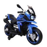 Motocicleta electrica pentru copii Rio Blue