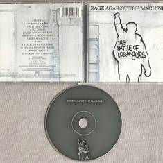 Rage Against the Machine - Battle of Los Angeles CD (1999)