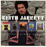 Keith Jarrett Original Album Series (5cd)
