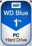 Hard disk Western Digital Blue, 1TB, 7200rpm, 64MB, SATA 3, 7200, 64 MB