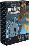 Joc Unstable Unicorns Dragons Expansion