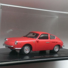 Macheta Fiat Abarth 1000 GT Monomille 1963 - NEO 1/43