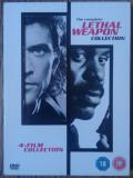 Cumpara ieftin Arma Mortala / Lethal Weapon Collection 1,2,3 & 4  [4 DVD Box Set]