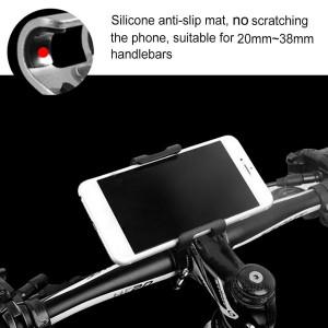 Suport telefon mobil cu rotire 360 pt bicicleta trotineta scuter motocicleta