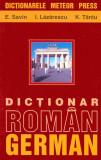 Dicţionar român-german
