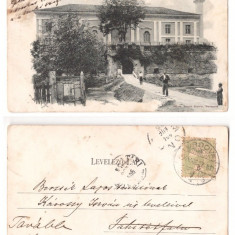 Ada Kaleh 1904 - Moschee, ilustrata circulata