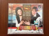 Irina loghin fuego valurile vietii lautarii din chisinau cd disc muzica populara