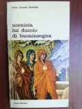 Ucenicia lui Duccio di Buoninsegna- Victor Ieronim Stoichita