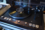 THORENS TD 126 MKII  -Pick-up High End- Reference turntable-Impecabil