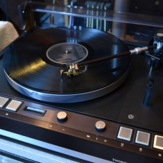 THORENS TD 126 MKII  -Pick-up High End- Reference turntable