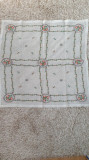 Mileu din fir de borangic realizat manual din anii 1800