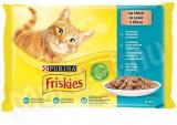 Friskies Cat 4*85g Selectie De Peste