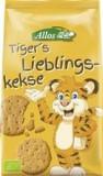 Biscuiti pentru Copii Tiger Bio 150gr Allos Cod: 612358